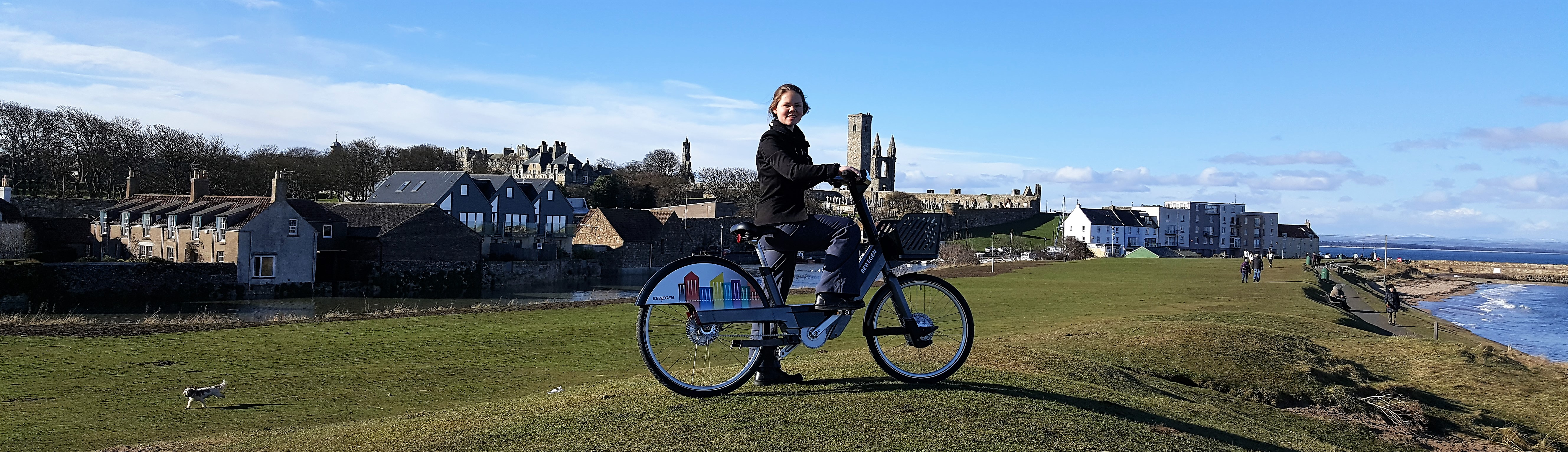 Wegoshare Managing Bike Share Operations in Forth Valley, Scotland